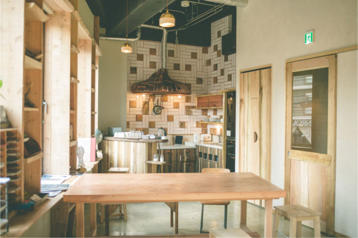 Len萊恩京都河原町旅館廚房