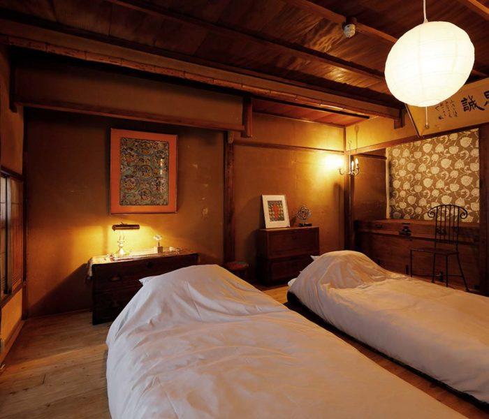 Tsukito民宿與沙龍床位