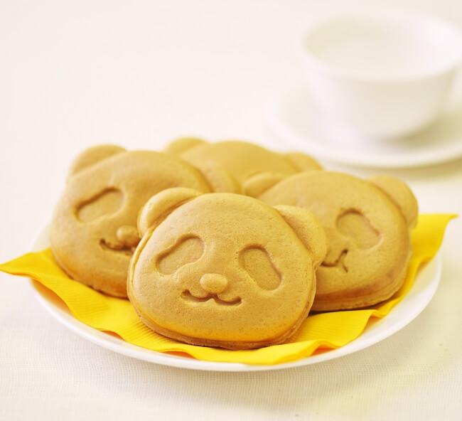 """在上野・銀座Cozy corner上野限定甜點""""熊貓餅(粟子餡)""""期間限定發售 在上野、貓熊、"""