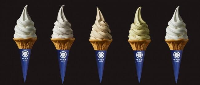 """日本限定菜單!台灣的冰淇淋""""蜷尾家/NINAO""""在三軒茶屋開業 在三軒茶屋、甜點、"""