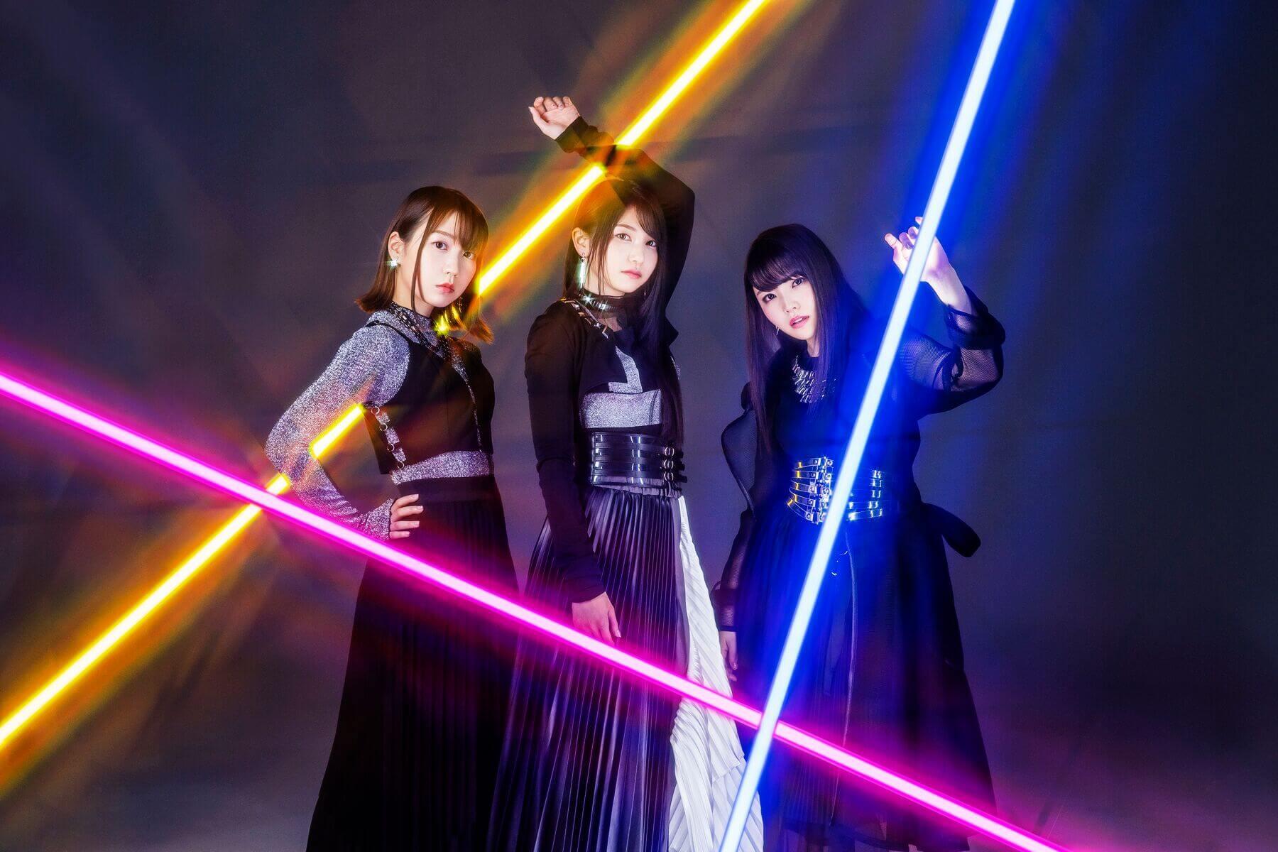 聲優女團體TrySail 新歌「azure」已決定成為動漫「續・終物語」片尾曲 TrySail_、
