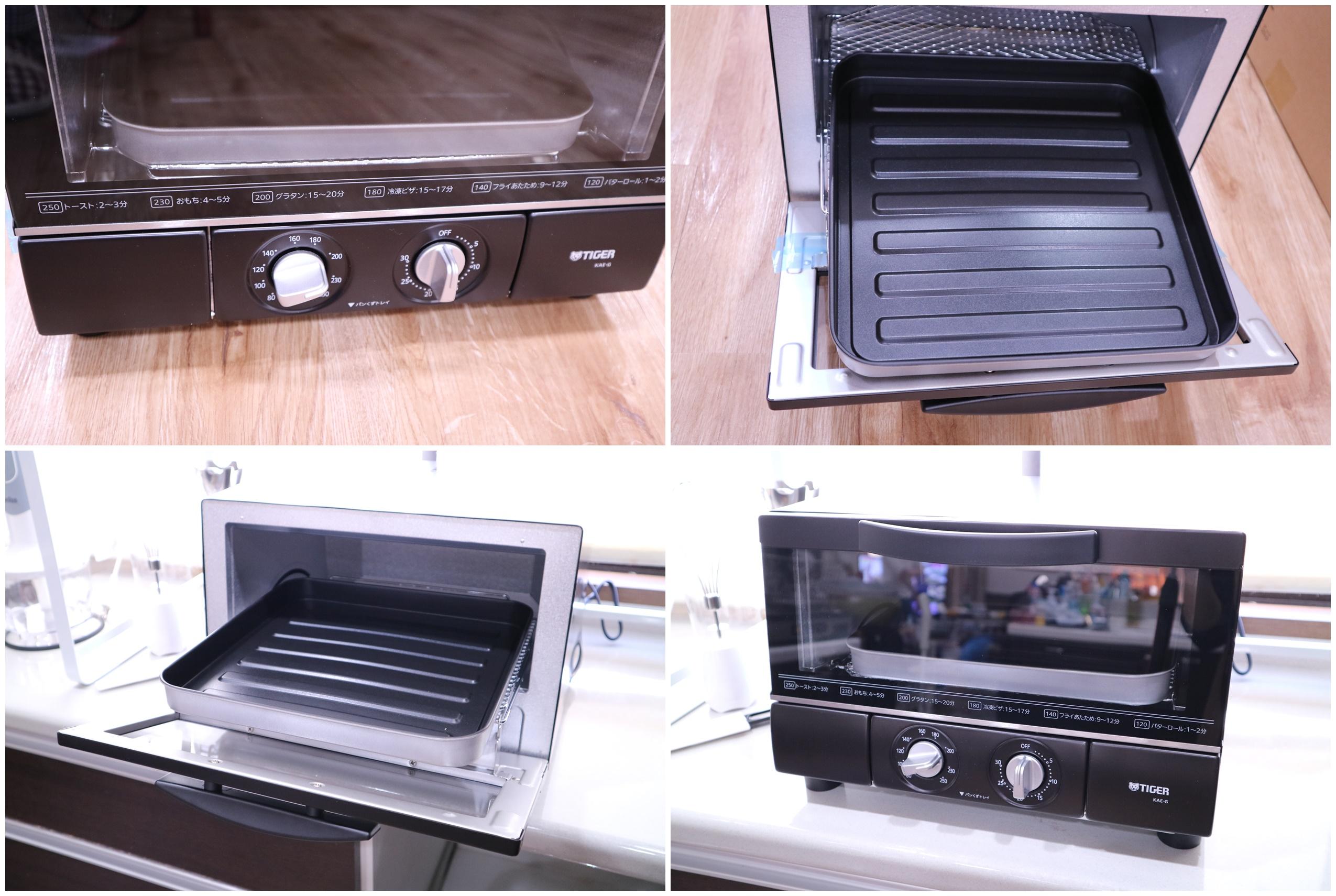 Tiger虎牌高火力烤箱