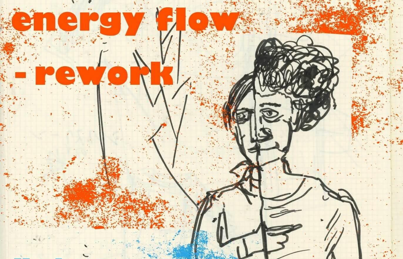 U-zhaan與坂本龍一重新詮釋伴奏歌曲「energy flow」,「energy flow – rework」發行中 U-zhaan_、坂本龍一_、