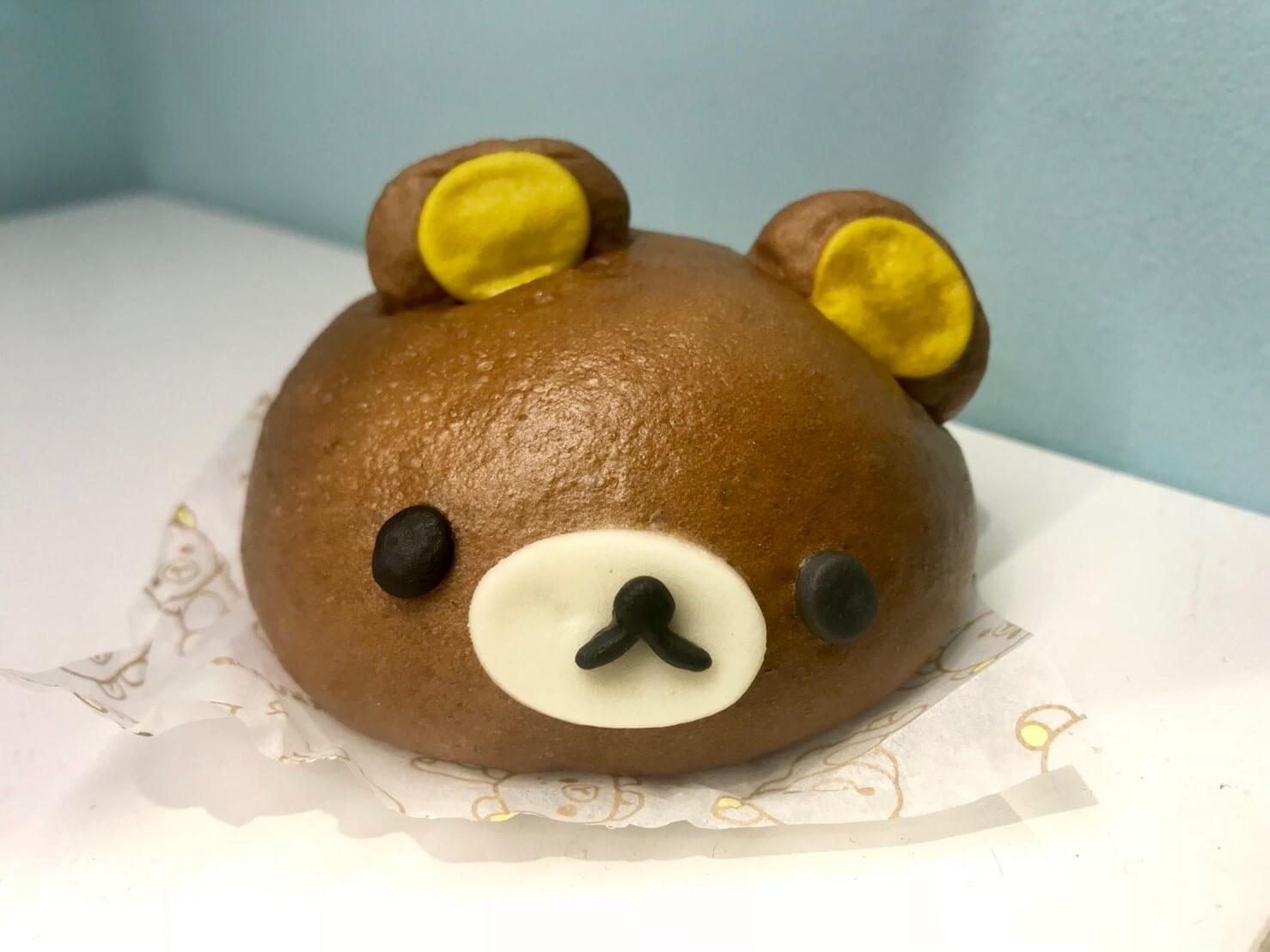 您嚐過了嗎?日本便利商店Lawson推出暖呼呼、超可愛的懶懶熊包子「リラックまん」♡ 懶懶熊、甜點、