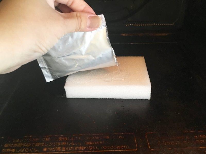 DAISO微波爐洗淨劑
