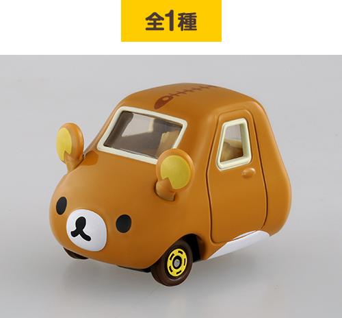 TOMICA迷你車 No.155 拉拉熊