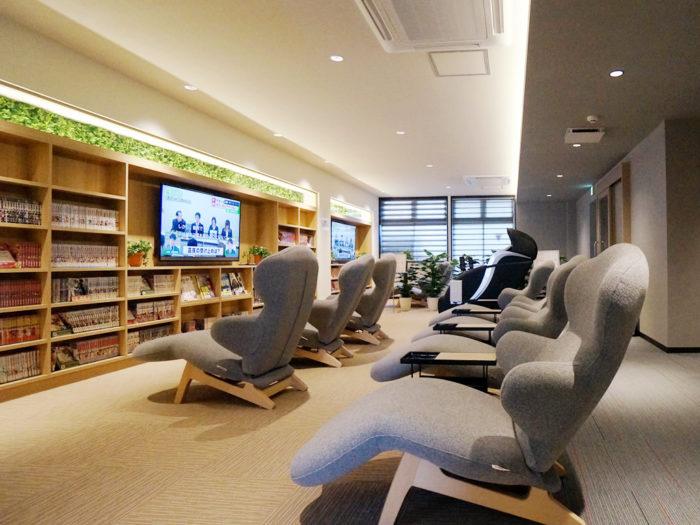smart stay SHIZUKU京都駅前 kyoto ekimae 雫井膠囊旅館休閒漫畫區