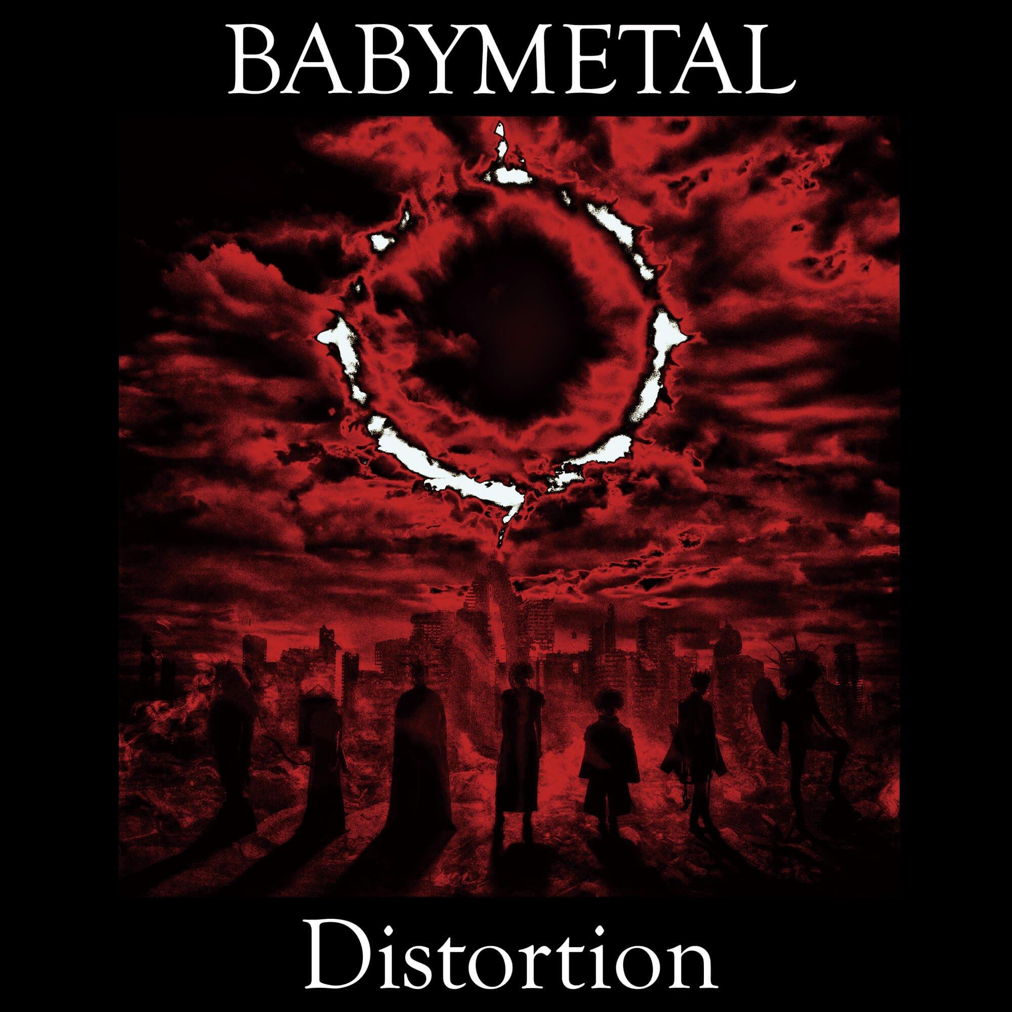BABYMETAL  向全球宣布發售黑膠唱片! babymetal_、
