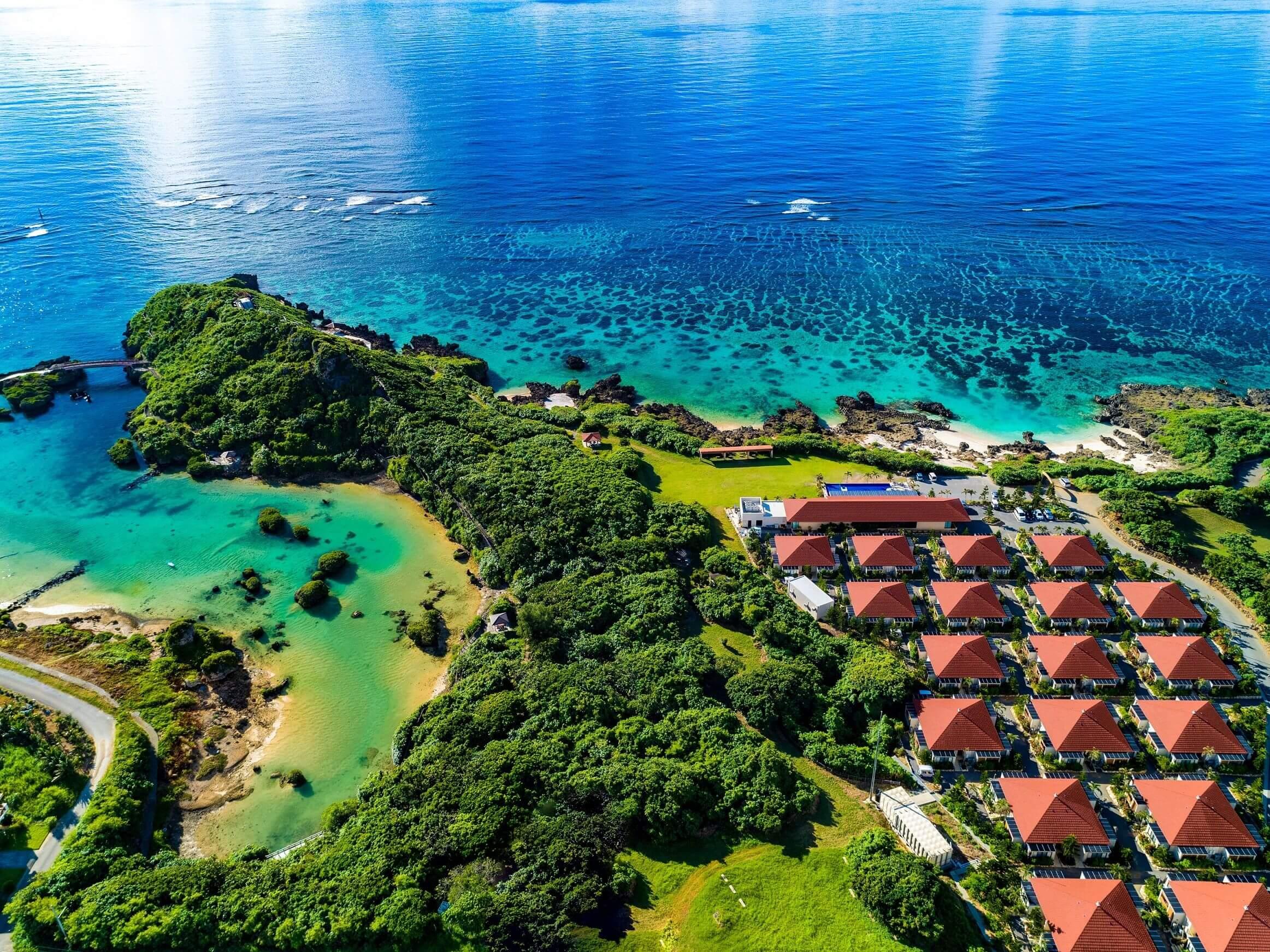 沖繩・宮古島的美麗海洋與絕景!別墅「ALLAMANDA IMGYA珊瑚村」開幕 日本旅行、日本觀光、沖繩、飯店、