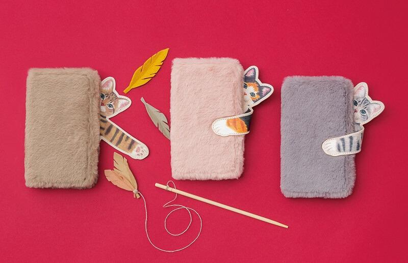 猫咪再現!「Felissimo貓部」推出可愛手機殼 手機殼、貓、