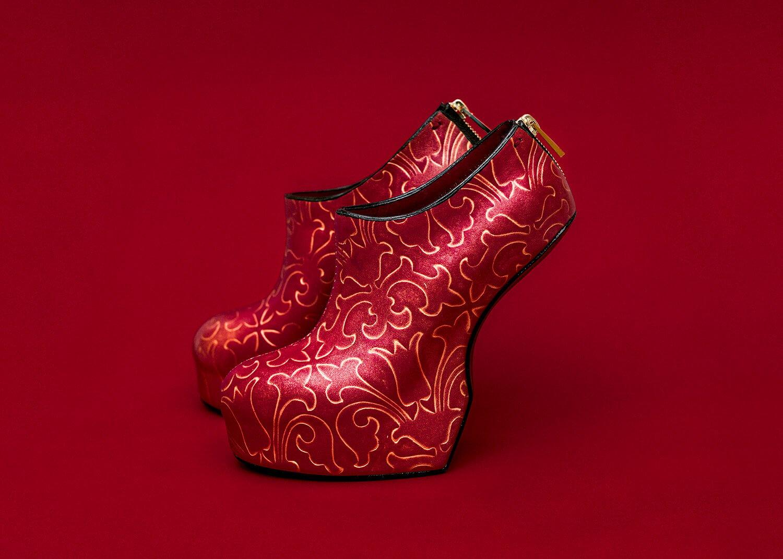 曾製作過Lady Gaga鞋子的藝術家館鼻則孝 將在銀座舉辦舘展覽會 在銀座、展覽會、