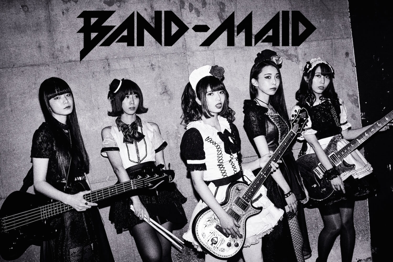 BAND-MAID「遊戲王VRAINS」片尾曲向世界發布&公開MV BAND-MAID_、