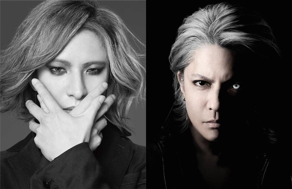YOSHIKI feat. HYDE「Red Swan」發佈開始的同時橫掃世界排行榜的上位 HYDE_、YOSHIKI_、進擊的巨人、