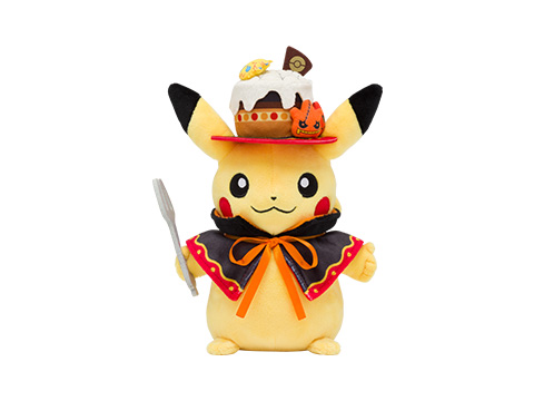 2018萬聖節pokemon-皮卡丘