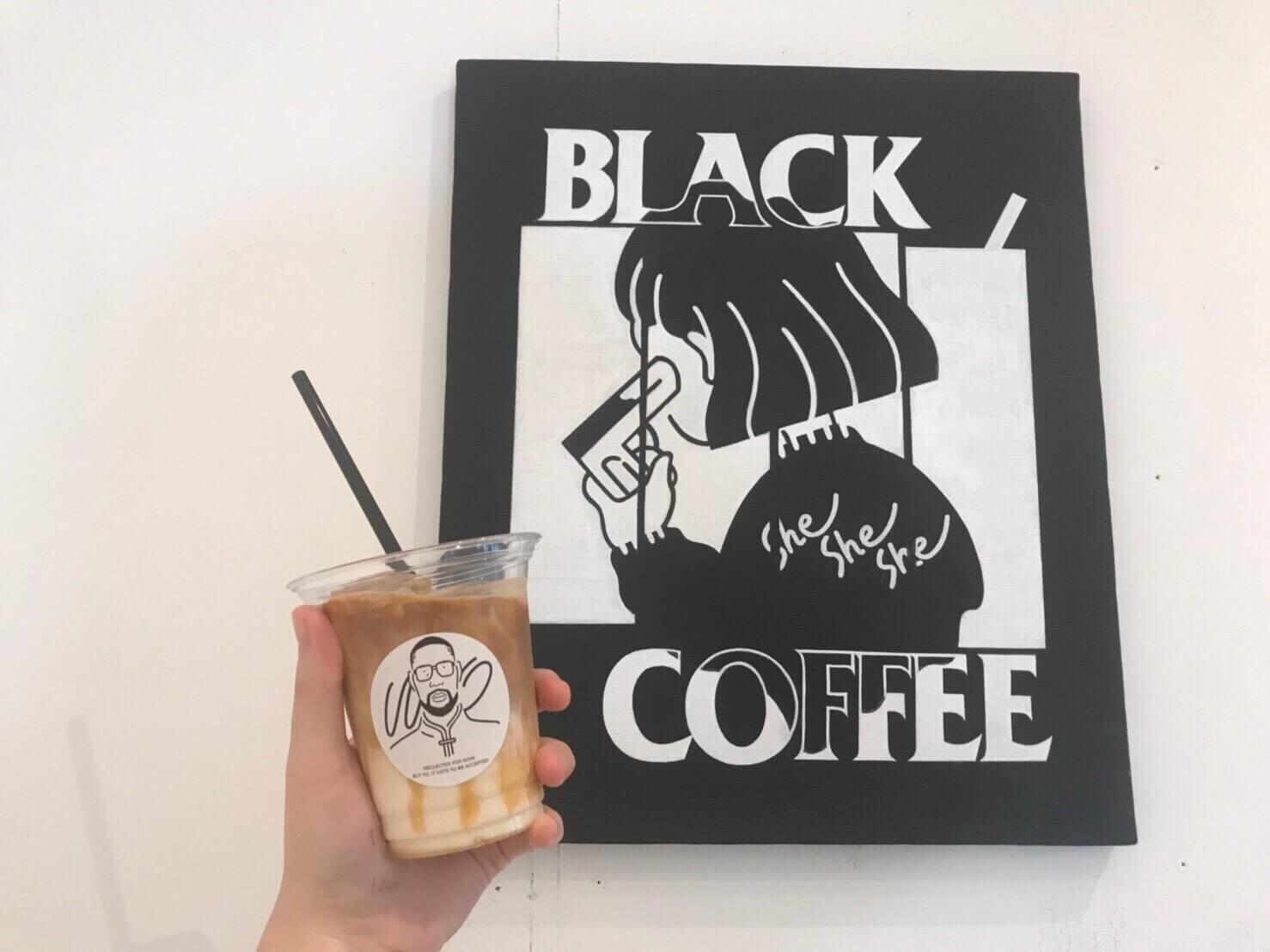 裏原宿的時尚咖啡廳 W/O STAND HARAJUKU! 咖啡廳、在原宿、