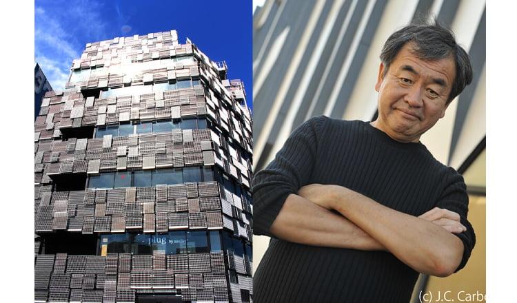 世界的建築師 隈研吾設計「DELIS YOKOHAMA BLDG」即將登場 橫濱、
