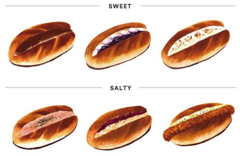 「niko and … COFFEE」人氣法國麵包「niko麵包」新菜單登場 咖啡廳、