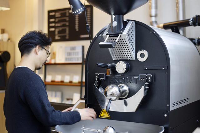 熊本AND COFFEE ROASTERS