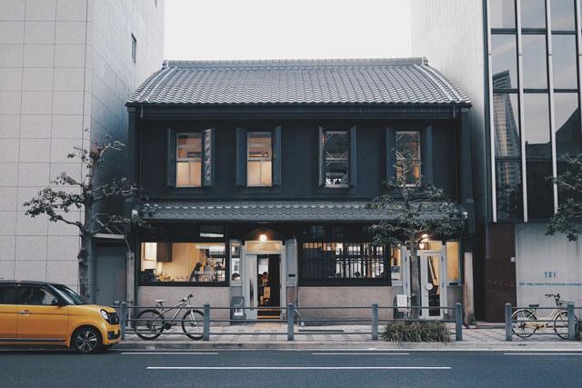 大阪EMBANKMENT COFFEE