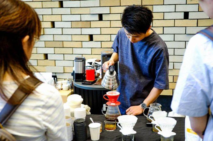Coffee Collection活動現場照片