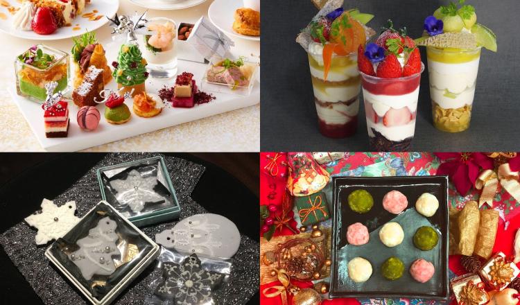 聖誕餐點於GINZA SIX強勢來襲!冬季限定點心店鋪介紹 ginza six、甜點、聖誕節、
