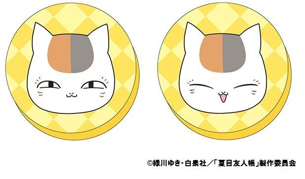 「劇場版 夏目友人帳」公開記念!期間限定「貓貓老師商店」在KIDDY LAND 開業