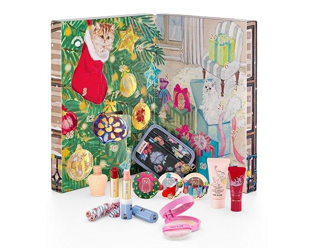 PAUL&JOE聖誕禮盒
