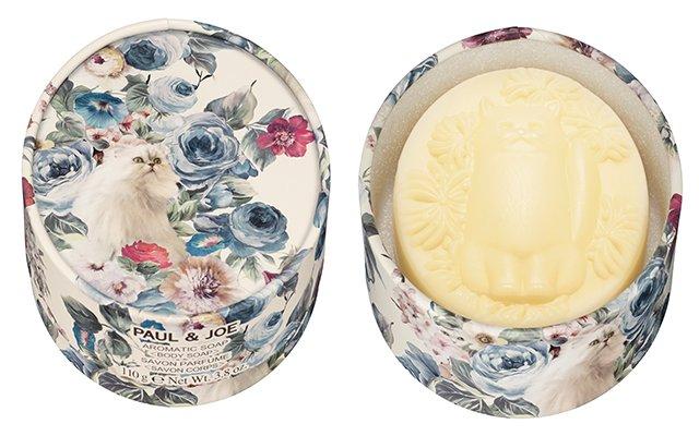 PAUL & JOE 貓咪造型香皂
