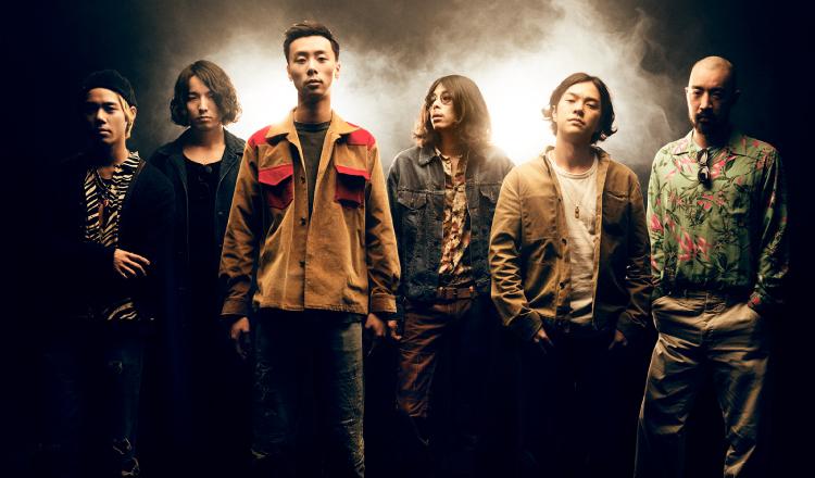 Suchmos、在香港和泰國舉行的大型音樂會演出演決定