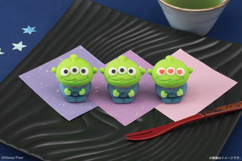 《玩具總動員》三眼怪和菓子登場! 甜點、迪士尼、