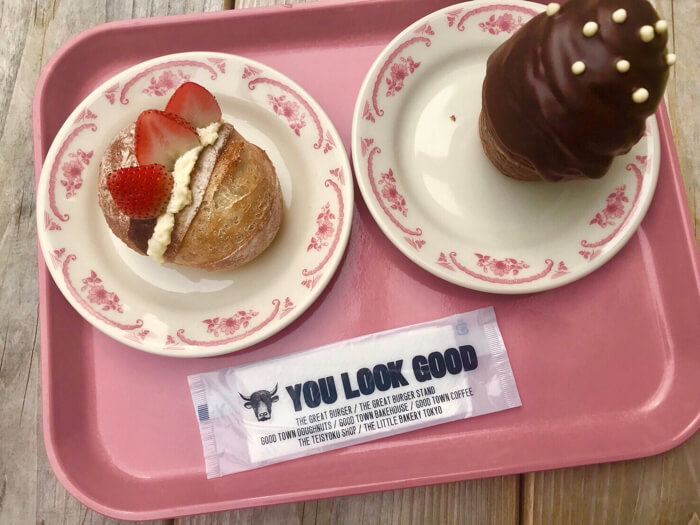 野餐午餐推介!去了原宿的麵包店「The little bakery Tokyo」 咖啡廳、在原宿、甜點、