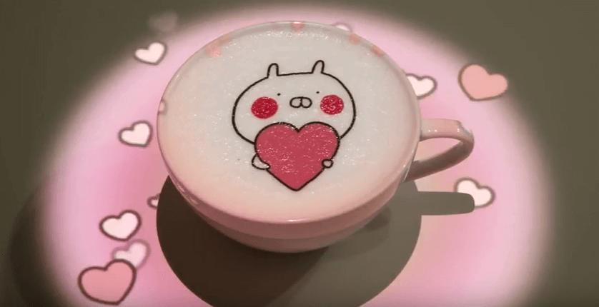 LINE貼圖人氣角色「兔丸(うさまる)」聯名咖啡廳將在原宿・大阪・名古屋3都市登場 Usamaru兔丸、咖啡廳、