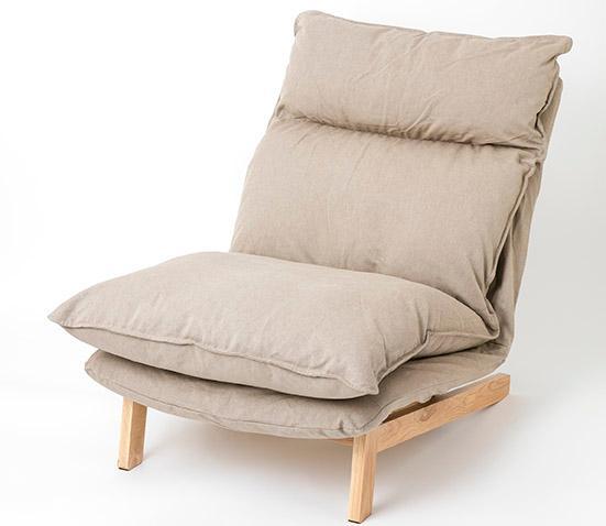 muji無印良品幻之沙發正面