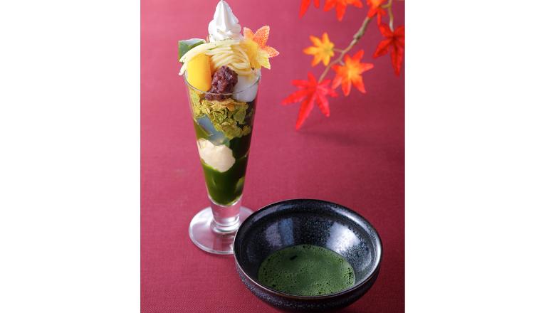 京都・宇治茶伊藤久右衛門「紅葉百匯」發售!還有附紅葉杯墊的飲品組合 在京都、抹茶_、日本旅行、日本觀光、