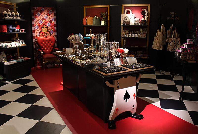 神戸Loft「星期三的愛麗絲(水曜日のアリス)」快閃店期間限定開幕 Alie_、在神戸、甜點、