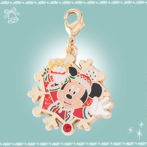 迪士尼35週年2018聖誕節期間限定掛飾吊米奇