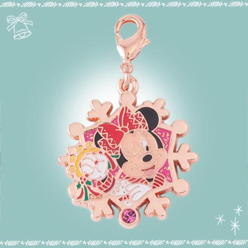迪士尼35週年2018聖誕節期間限定掛飾吊飾米妮