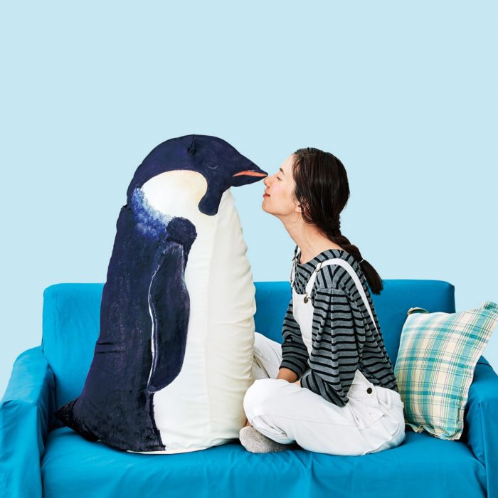 企鵝棉被收納袋