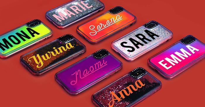 在Isetan Girl舉行ʻʻ拍出漂亮的手機殼ʻʻ「CASETiFY」的 Popup shop 在新宿、手機殼、