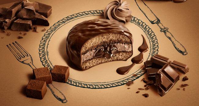 """加入生巧克力的「""""生""""巧克力派」在專門店限定發售 在新宿、甜點、"""