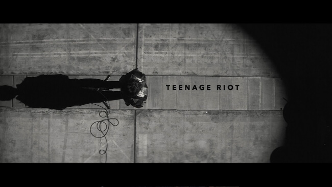 米津玄師、首次黑白調MV「TEENAGE RIOT」終於解禁 米津 玄師、