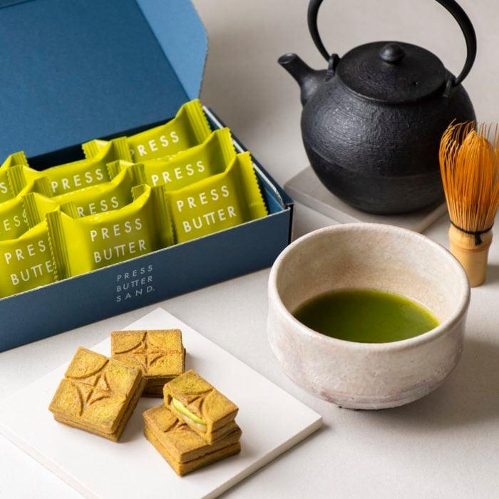京都店限定抹茶口味