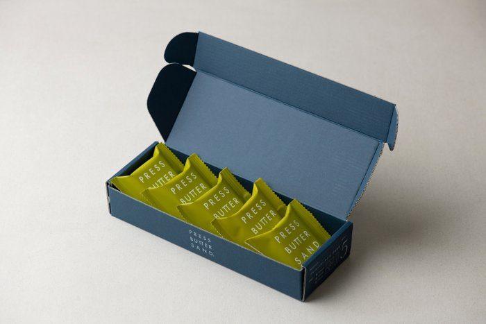 京都限定抹茶口味5入特別包裝