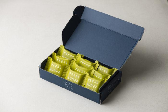 京都限定抹茶口味9入特別包裝