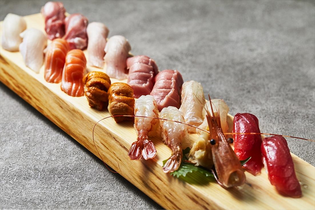 來銀座「SHARI THE TOKYO SUSHI BAR」享受道地的壽司 在銀座、壽司、餐廳、