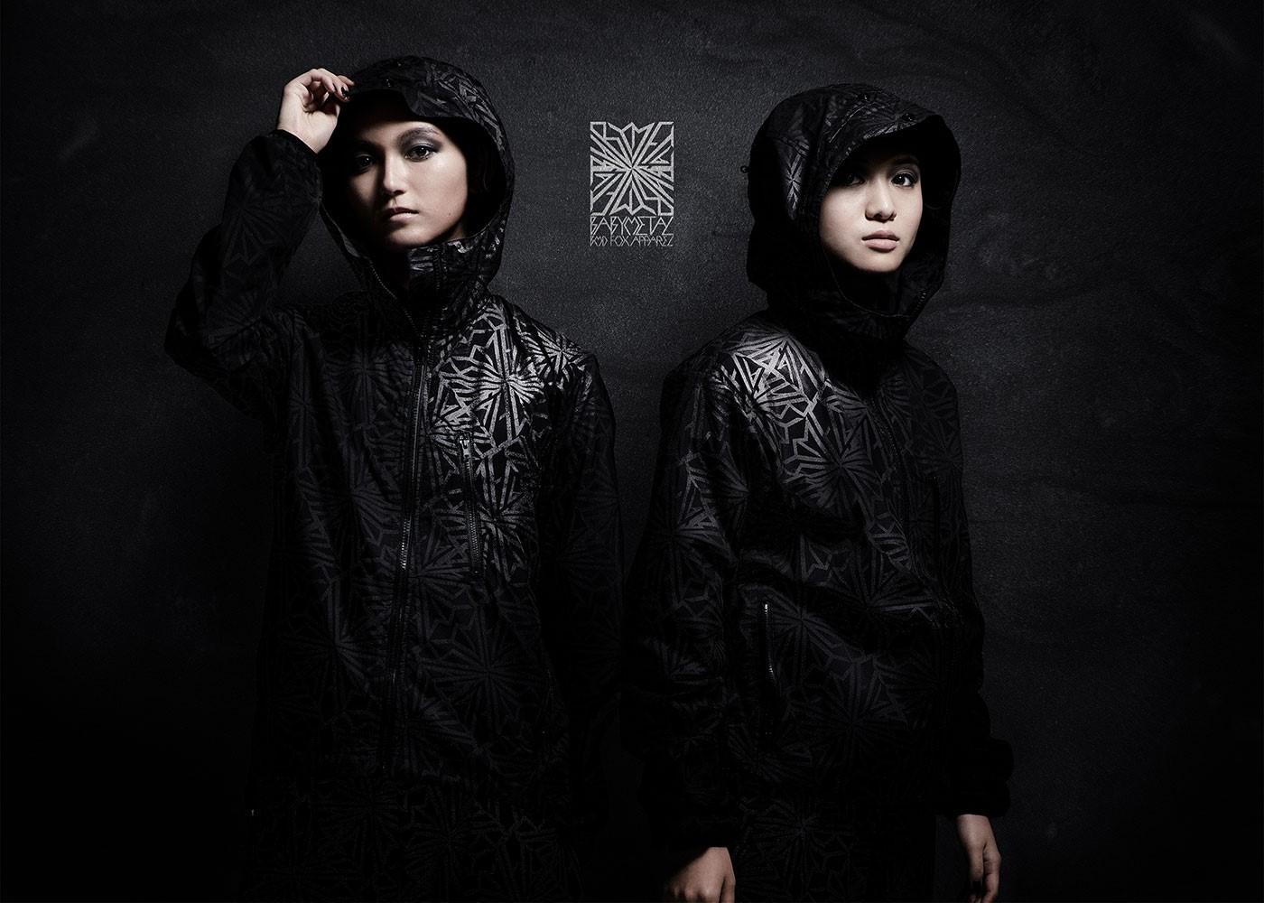 日本女子團體BABYMETAL服飾品牌「BMD FOX APPAREL」於西武澀谷快閃登場 babymetal_、