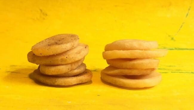 卡樂比(Calbee)史上最厚洋芋片「Potato Deluxe」信越地方限定販賣 卡樂比、在新潟、在長野、