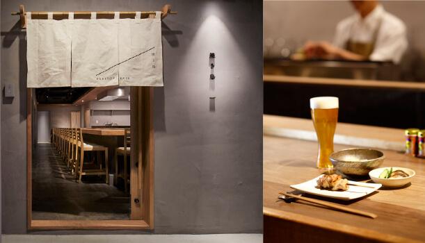 提供講究到底的烤雞肉串「京都 焼き鳥 一(かず)」開幕 串燒、在京都、
