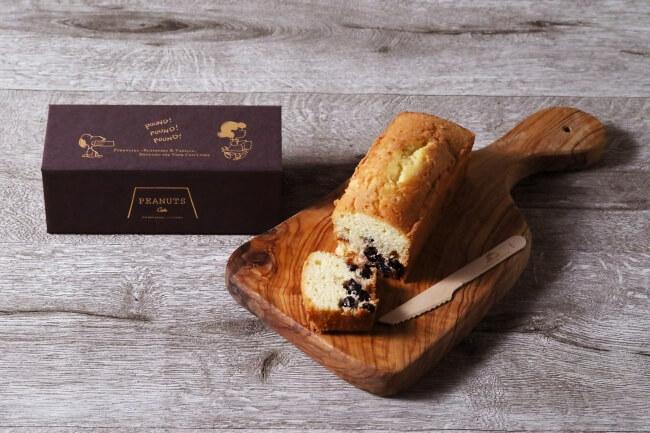 SNOOPY和夥伴們的磅蛋糕在「PEANUTS Cafe中目黒」等全部店舖發售 snoopy_、甜點、