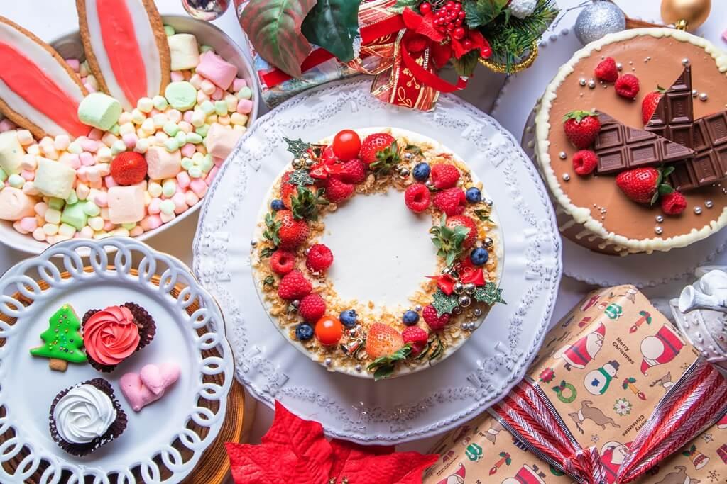 在池袋「古城的國家的愛麗絲」舉辦「愛麗絲的聖誕節聚會自助餐」 在池袋、聖誕節、